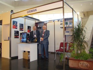 Our booth in exhibition Armenia Bussines Partner, 2011