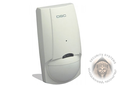 Motion and glass break detector LC-102