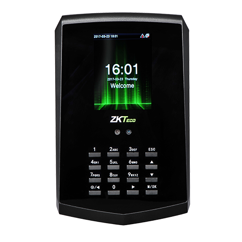Face recognition terminal ZK KF460
