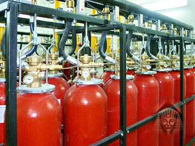 Gas-Based Suppression System CO2 HP